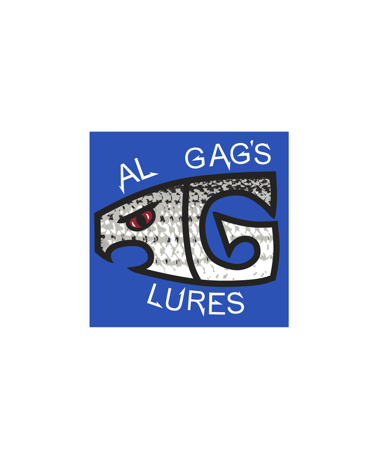 al gag logo