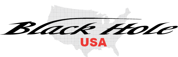black hole usa logo black