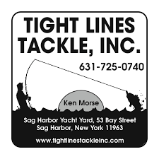 tight lines tackle